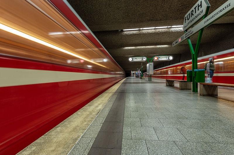 Fürth Hauptbahnhof