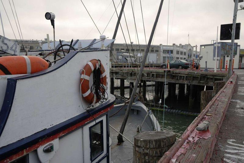 Boardwalk - San Francisco Wharf