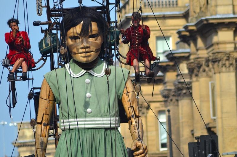 The 'Little' Girl Giant