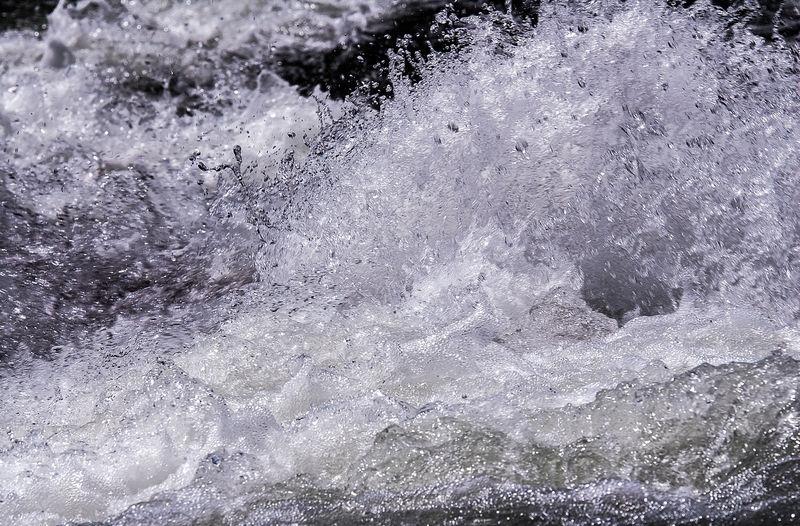 "Yuba River ""White Water"""