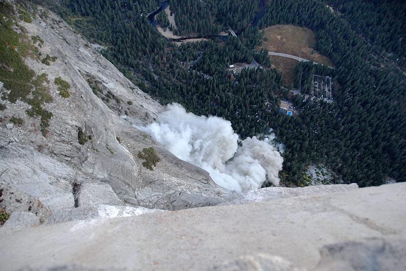 Curry Village Avalanche - Yosemite NP