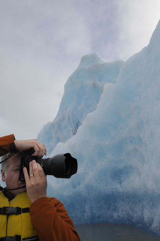 Paul Shoots the Ice