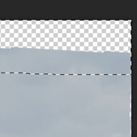 How to Fill In Missing Pixels From Panorama Stitches