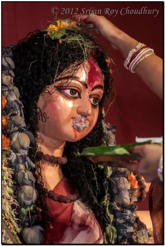 Durga Puja (Worship ceremony of Godess Durga) 2012,  Bijoya Dashami
