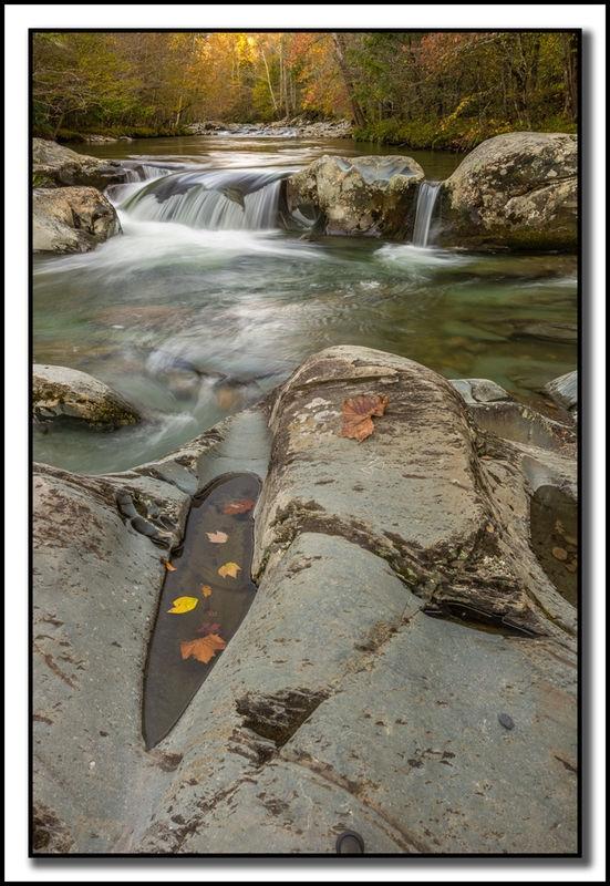 Greenbrier Rapids
