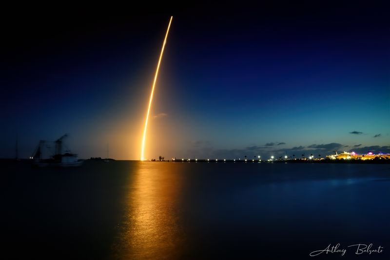 Space Coast Launch At The Port