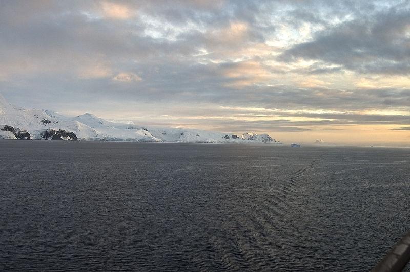 Gerlach Straits Antartica