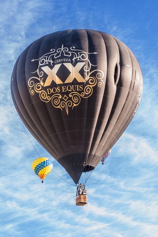 Dos Equis Balloon, Reno Balloon Festival