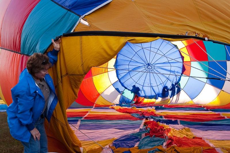 Behind the Curtain, Reno Balloon Festival