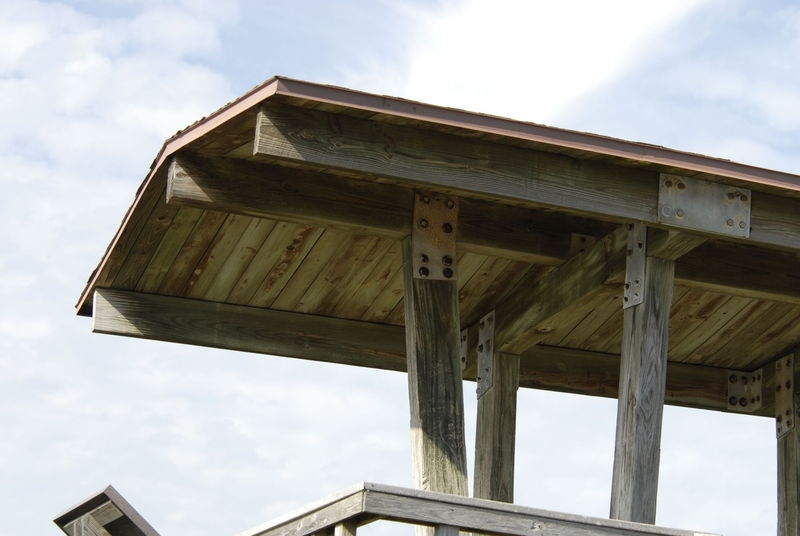 Roof Structure - Cocoa Beach, Florida