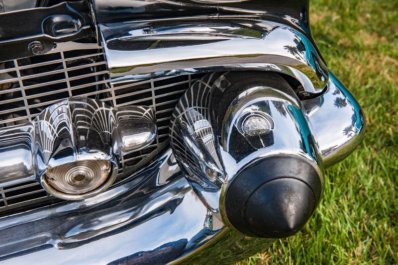 Chrome Reflection, Good Guys Car Show