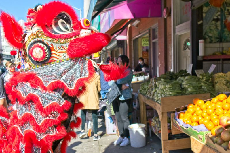 SanFrancisco China Town