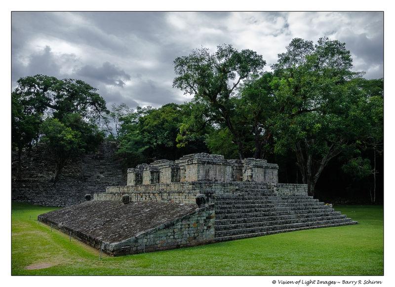 Mayan Ball Court - Rt