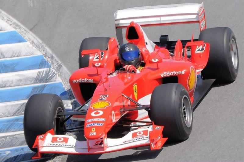 2011 Ferrari Racing Days, F1 Clienti