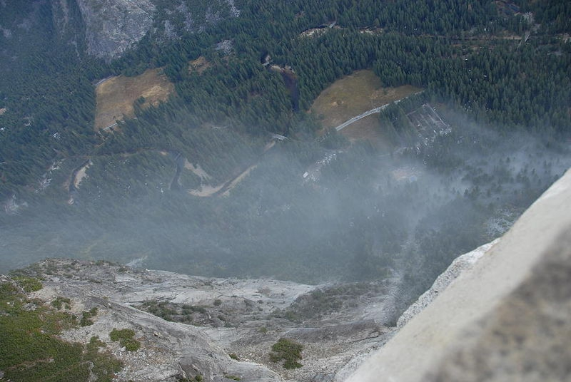 Wide View Glacier Pt Aftermath