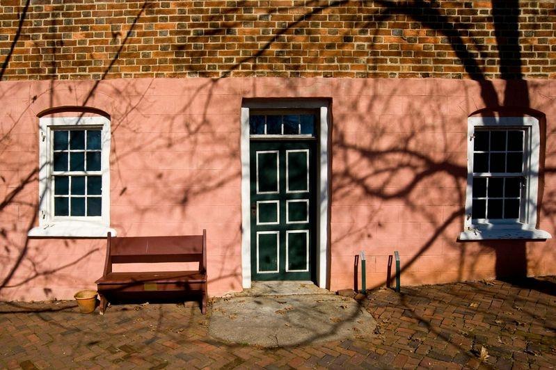 BENCH_and_DOOR