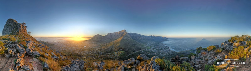 Cape Town Sunrise