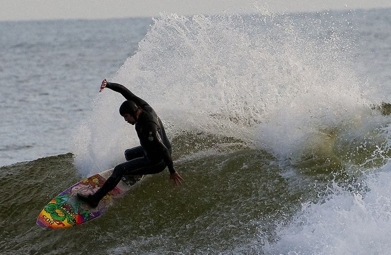 Rincon Surfer