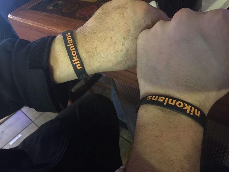 Nikonians Bracelets