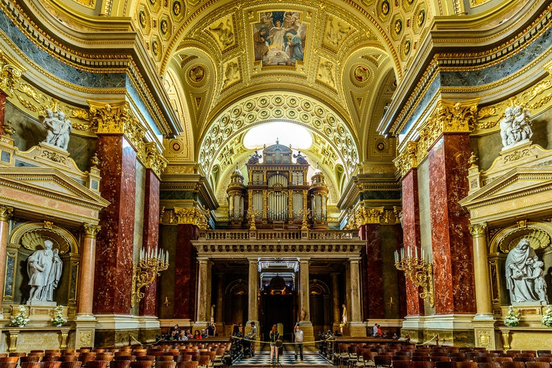Budapest Basilika St. Stephan