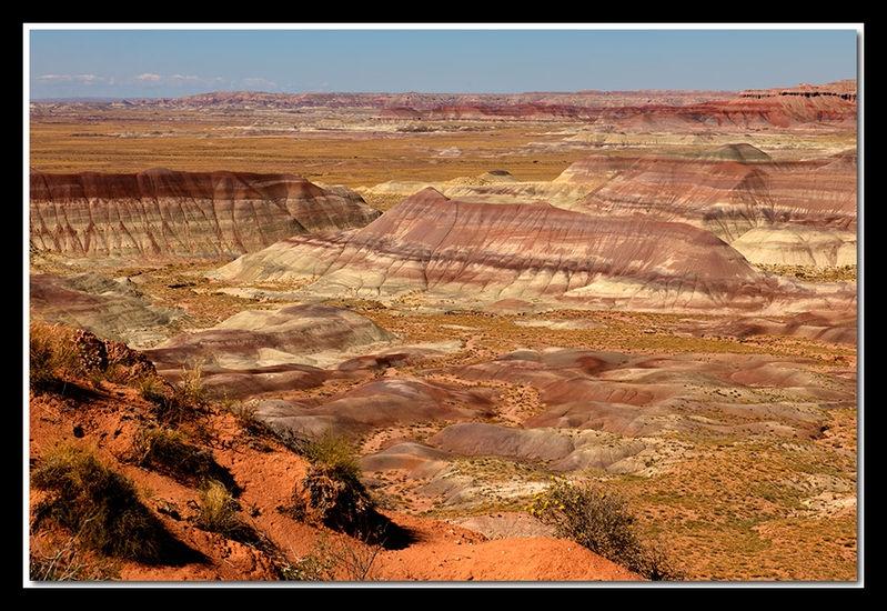 Little Painted Desert