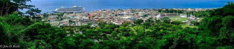 Rouseau, Dominica