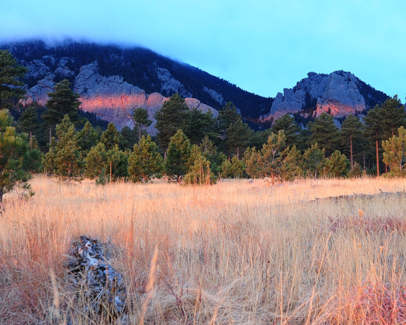 Winter Solstice dawn