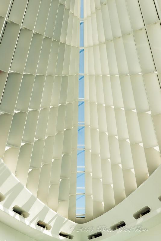 Inside Milwaukee Art Museum