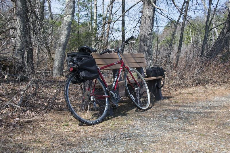 Trail ride - Assabet River NWR, Sudbury MA