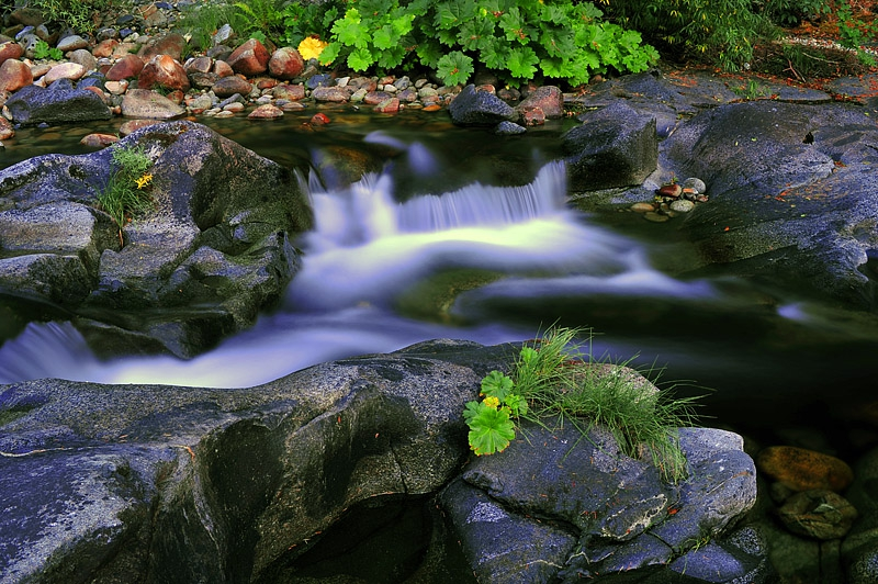 A Quiet Flow