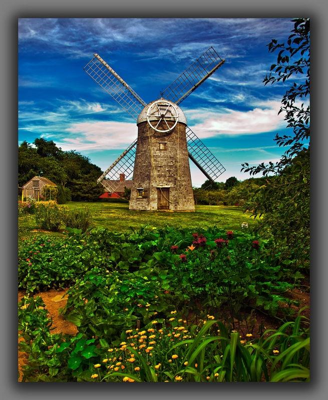 Windmill of Rhode Island