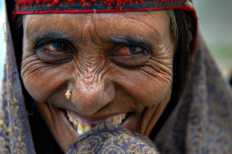 A Bakarwal Lady