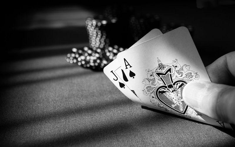 The Color Black - Blackjack