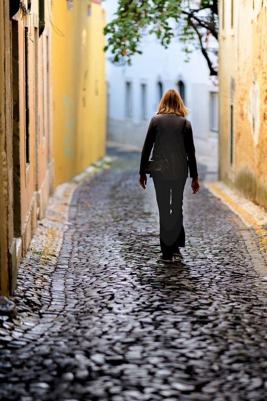 Lisbon Stone Walk