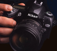 Nikon Film SLR Body Comparison Chart