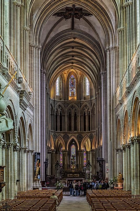 Cathedral Notre-Dame de Bayeux