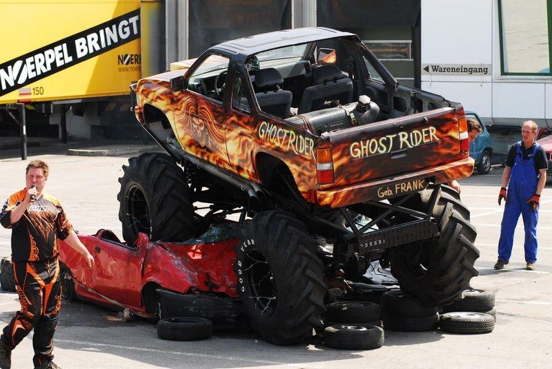 Monstertruck Show