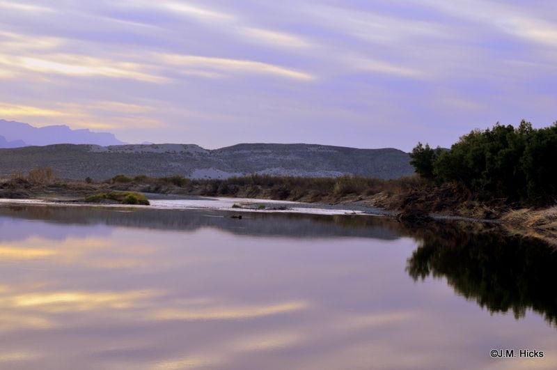 Rio Grande del Norte - Big Bend National Park