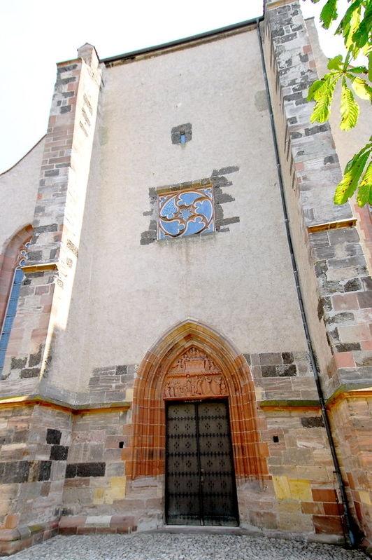 Southern German church