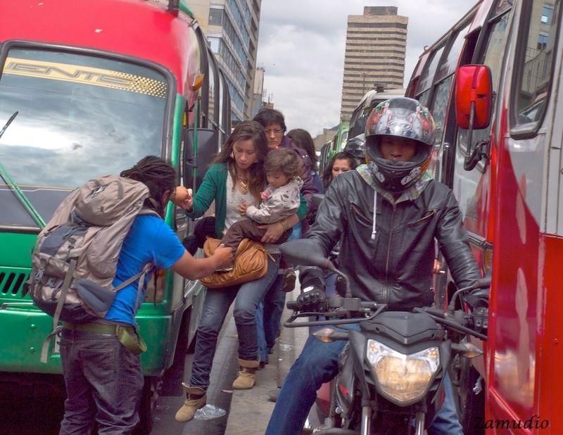 Bogota_street