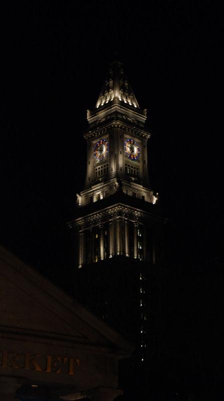BOSTON TOWER