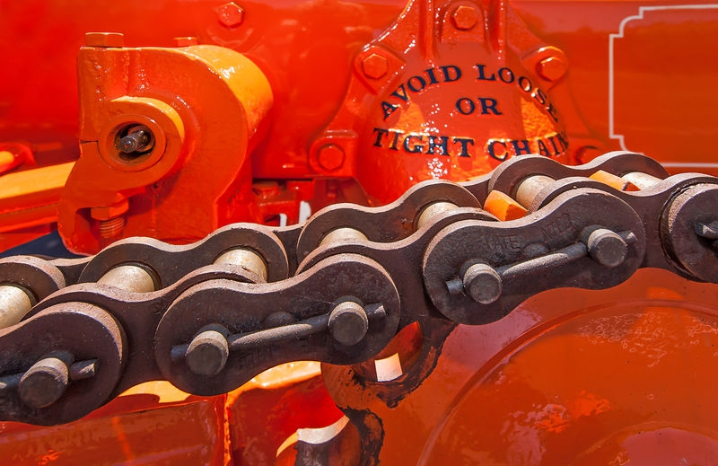 Sterling Truck Chain Drive
