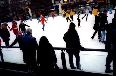 Having More Fun on the Ice