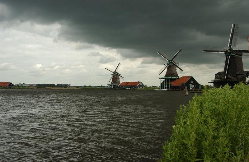 Wide View Windmills...