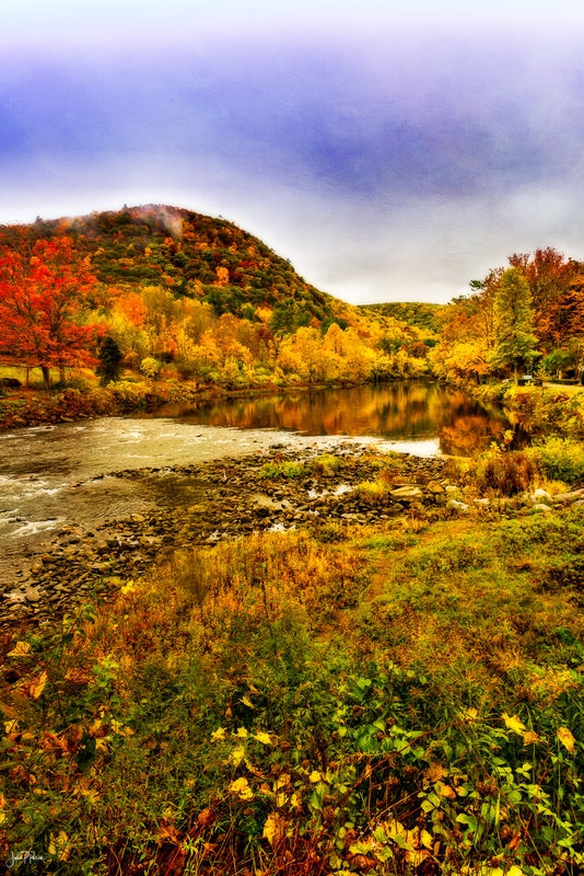 from the covered bridge CT