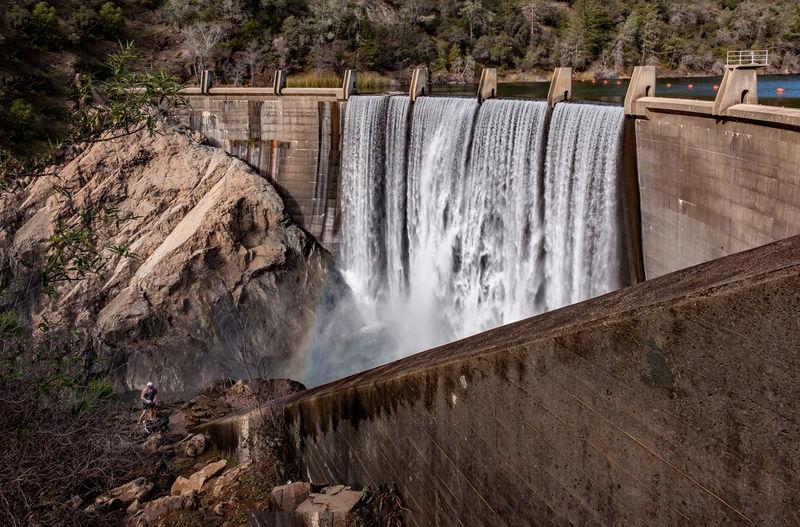 Lake Clementine Dam