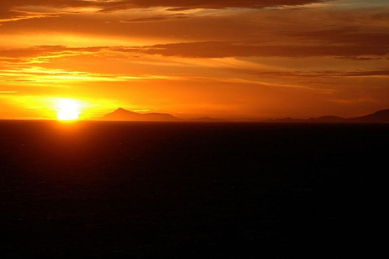 Cape Horn Sunset