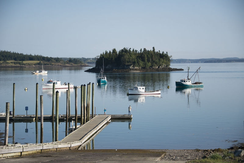 Harbor - Lubec, Maine