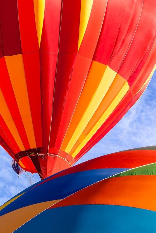 Compound Curves, Reno Balloon Festival