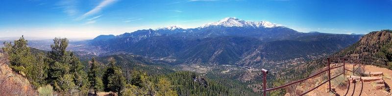 Pikes Peak Massif